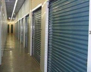 storage units inside