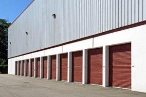 Storage Units Outside View