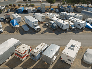 RV, Boat and Vehicle Storage