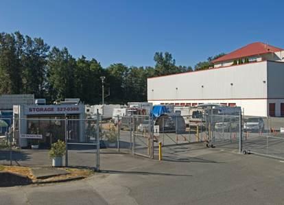 Annacis Lockup Facility