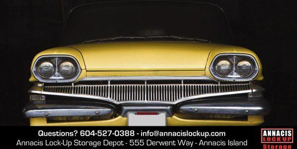 indoor heated car storage